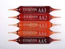 Titrivin Matériaux de référence pour les laboratoires d'oenologie
